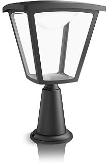 Philips Lighting Creek Black Pedestal/Post Iluminacion ...