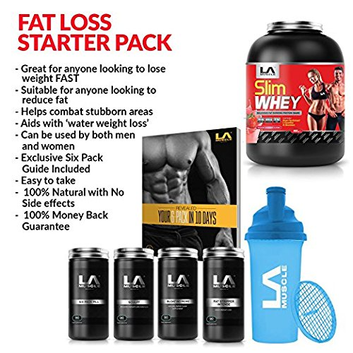 LA Muscle LA Muscle Fat Loss Starter Pack: (Chocolate) by LA Muscle