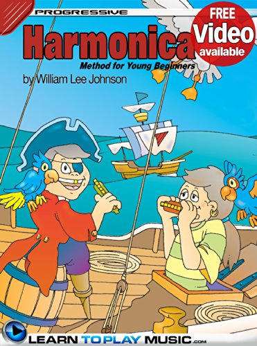 Harmonica Lessons for Kids: How to Play Harmonica for Kids (Free Video Available) (Progressive Young ()