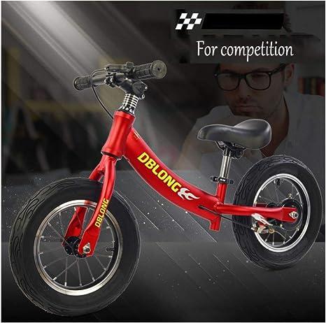 GSDZN - Bicicleta Bici Sin Pedales/Bicicleta De Equilibrio con ...