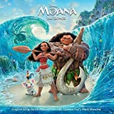 Music : Moana: The Songs (Original Soundtrack)
