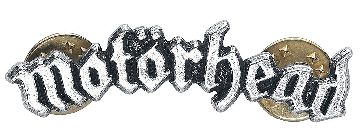 Motörhead Logo Pin's