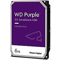 6TB Purple 128MB 3.5IN SATA 6GB/S INTELLIPOWERRPM