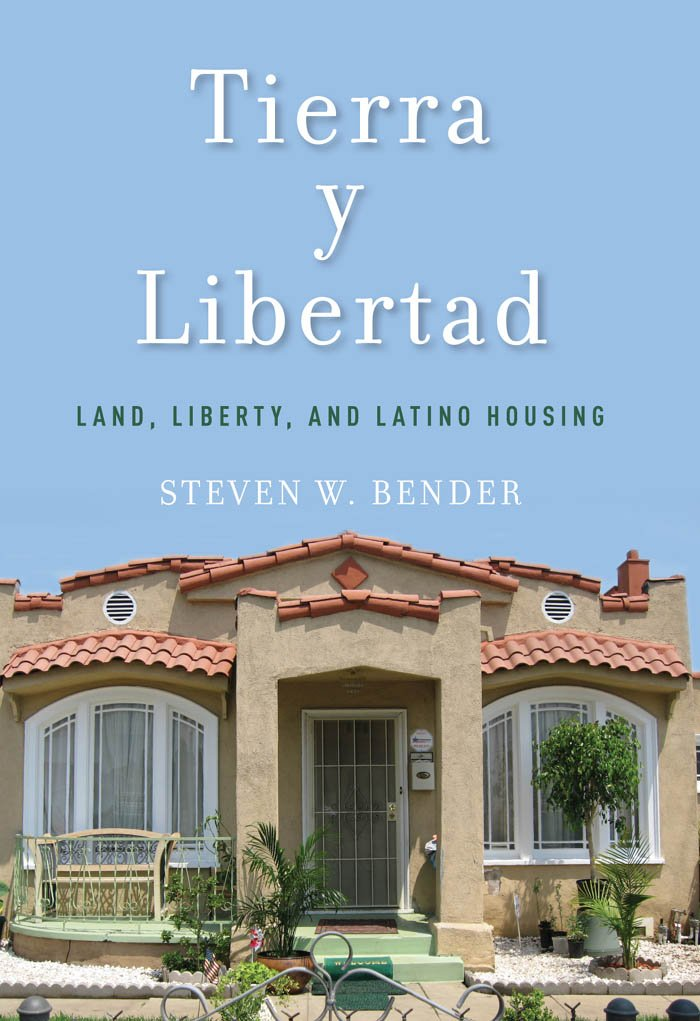 Tierra y Libertad: Land, Liberty, and Latino Housing (Citizenship and Migration in the Americas) pdf
