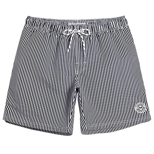 - MaaMgic Mens Quick Dry Striped Swim Trunks with Mesh Lining Swimwear Bathing Suits 28111854655