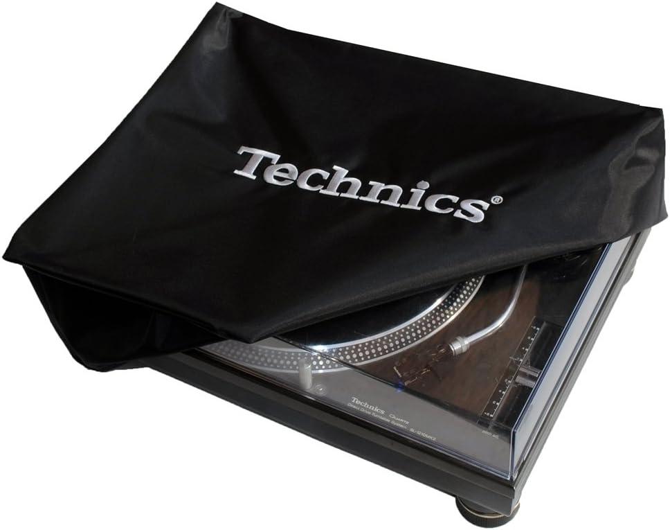 Technics DECKB1 - Cubierta para tocadiscos, color negro: Amazon.es ...