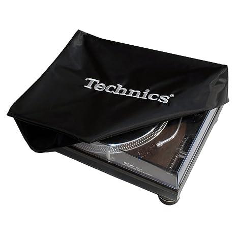Technics DECKB1 - Cubierta para tocadiscos, color negro ...