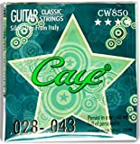 Caye Recommended For Classical Guitar String Set Nylon Classic Guitar String Set From Italy (0.28 - 0.43)