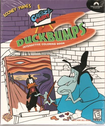 - Amazon.com: Crazy Paint Duckbumps Interactive Coloring Book