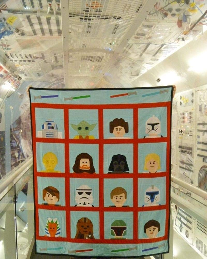 Lego Star Wars Blanket 15- Blankets By Expired Collection, Fleece Blanket, Throw Blanket, Bedding, Personalized Gift