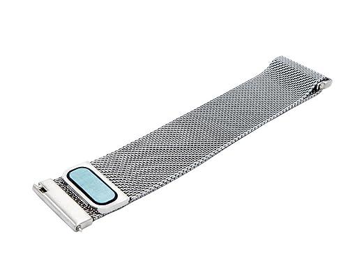 3 opinioni per 22mm acciaio inossidabile rilascio rapido Cinturino braccialetto ultra sottile