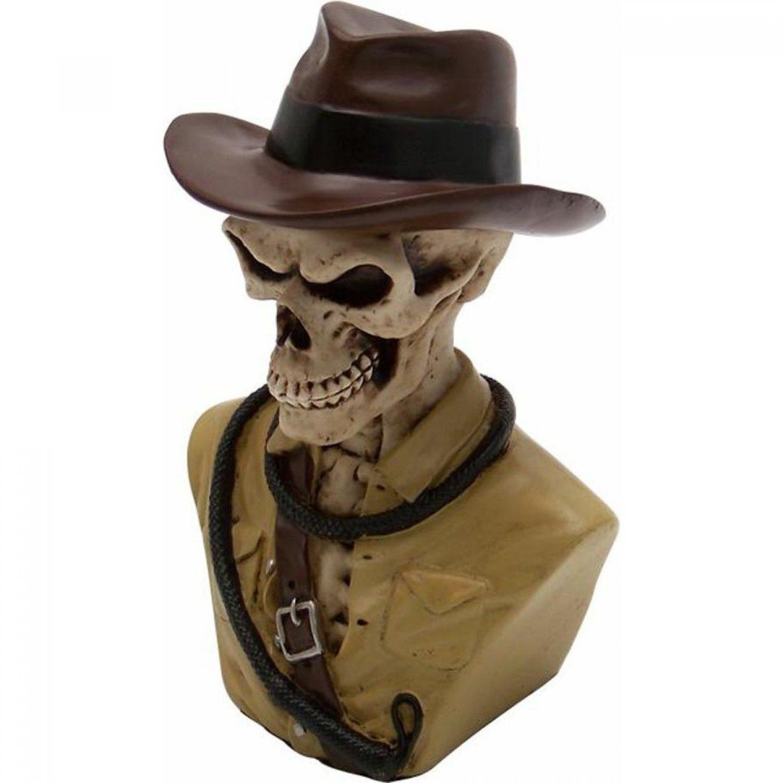 American Shifter ASCSN06055 Custom Shift Knob Indy Skull Custom Shift Knob