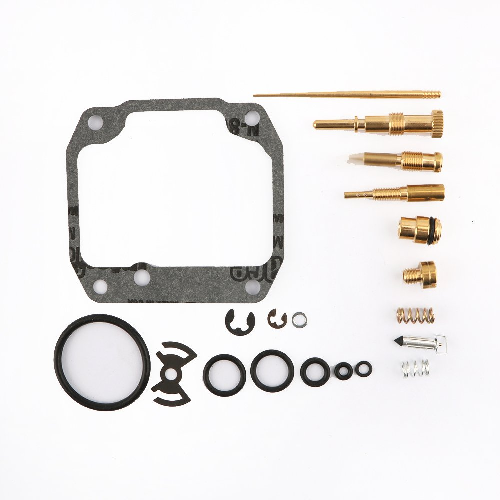 Carburetor Carb Rebuild Kit Repair For Suzuki LT230S Quadsport 1985-1988 LT230 By Mopasen