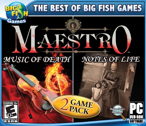 Maestro: Music of Death & Maestro: Notes of Life 2 Pack – PC
