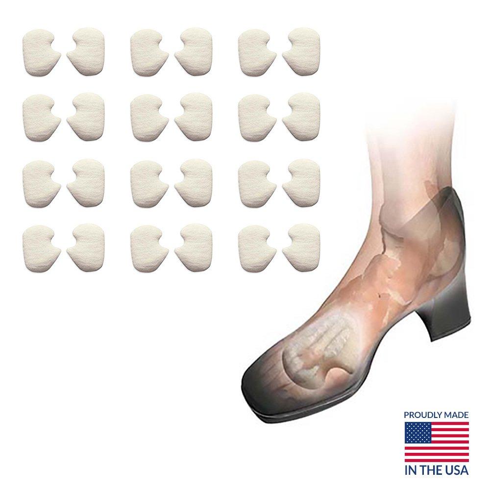 HAPAD Dancer Pads, Women's 12 pairs per pack by HAPAD