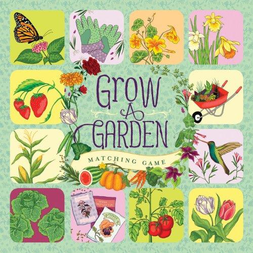 Grow a Garden Matching Game]()
