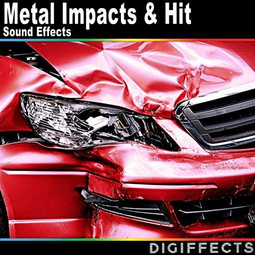 Sheet Metal and Wooden Slat Crash with Breaking Version 4