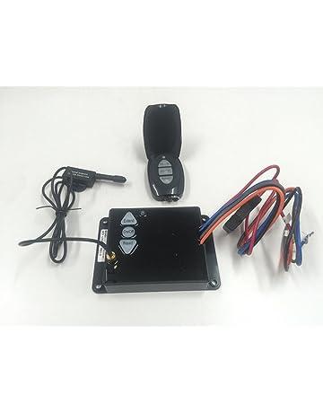 bucher hydraulics wireless remote control - wireless dump trailer remote kit