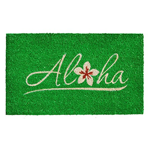 Home & More 121491729 Aloha Doormat, 17