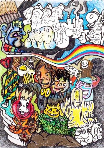 Gordy Nodrog and the Glockenspiel Rainbow