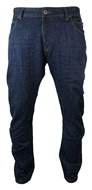 Jeans Arco da Uomo Denim Blu Scolorito Corti Regolari o Lunghi blu-R ... 94fe32f0634