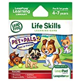 Image of LeapFrog Pet Pals 2 Learning Game (works with LeapPad Tablets, LeapsterGS, and Leapster Explorer)