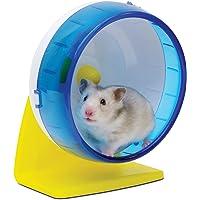 Living World Exercise Wheel, 14cm, Blue