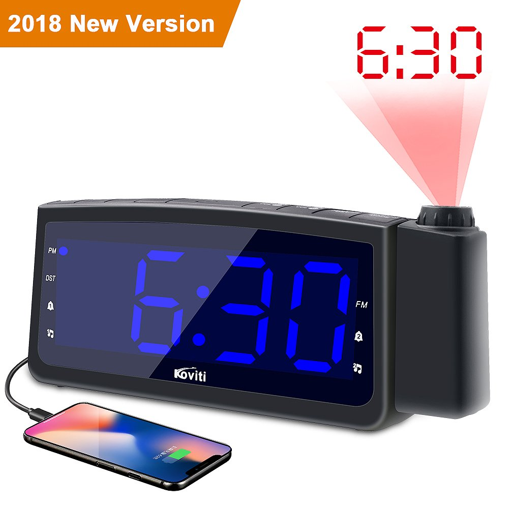 Computer Cables & Connectors Blue Backlight Digital Alarm Clock Electronic Desktop Clock Table Led Clock Watch Snooze Reloj Regular Tea Drinking Improves Your Health