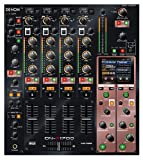 Denon DJ DNX-1700 | Professional 4-Channel Digital DJ Mixer