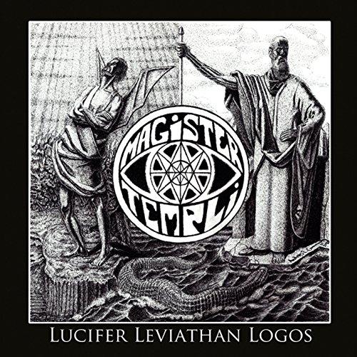 Logo Temple Metal (Lucifer Leviathan Logos)