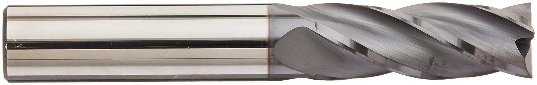 1-1//2 Overall Length Kodiak Cutting Tools KODIAK219371 USA Made Solid Carbide Stub Length End Mill 0.075 Length of Cut 1//8 Shank 0.050 Diameter Micro 0.010 Radius