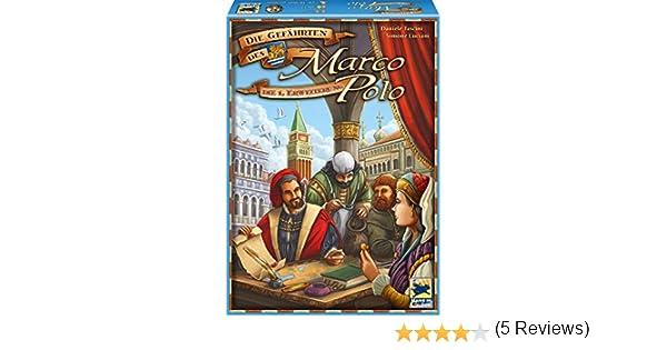 Schmidt Spiele 48280 Marco Polo, ampliación Juego de Estrategia ...