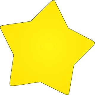 """product image for SHAPES ETC. Star Large Notepad, 5"""" x 7"""", 50 Sheets in a Notepad"""