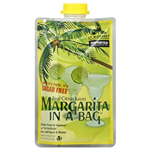 Lt. Blender's Sugar Free Margarita in a Bag, 33.8100-ounces (Pack of3)