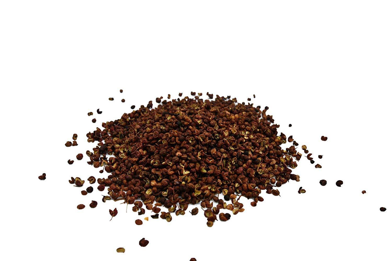 Sichuan Peppercorn Seed 2/3/5/6/8/10/20/50 Pound, Szechuan Peppercorns, Chinese Peppercorn, 100% Natural, (2 LB)