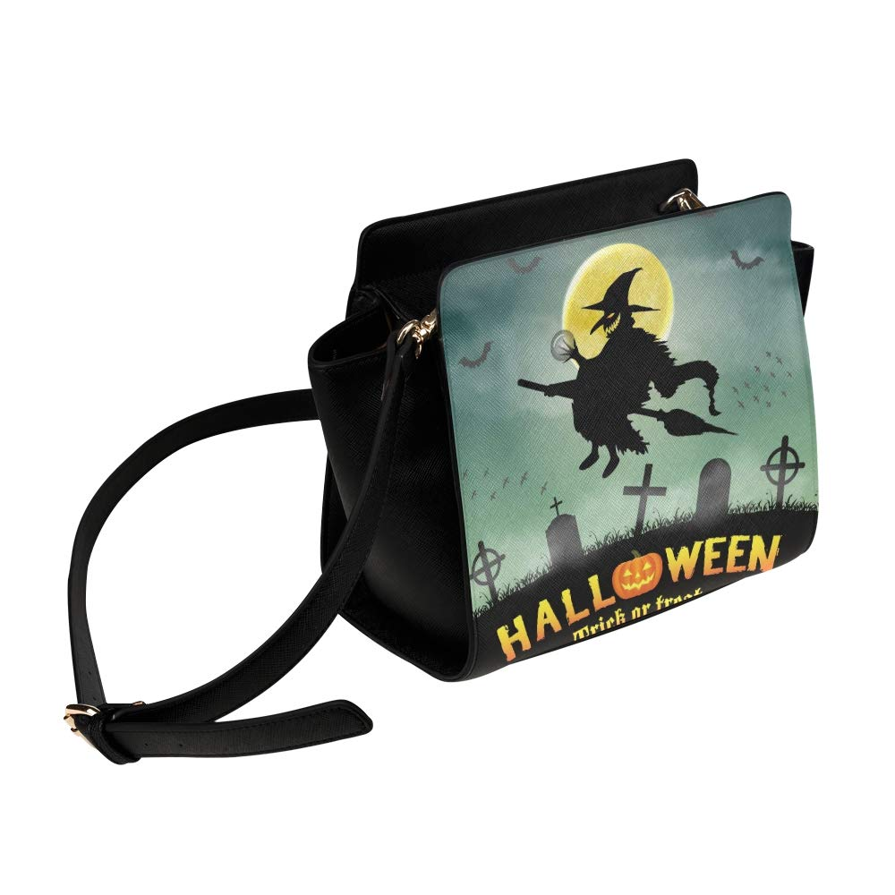 Mens Travel Bags Happy Halloween Fancy Party Satchel Bag Crossbody Bags Travel Bags Duffel Shoulder Bags Luggage For Lady Girl Women Mens Small Crossbody Bag