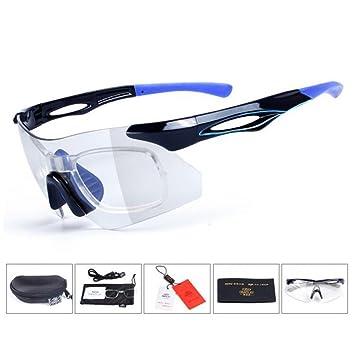 fa7cd86169e CDSS Cycling Glasses Mens women Discoloration Sports sunglasses Ultralight  frame HD PC Windbreak Eye protection Riding