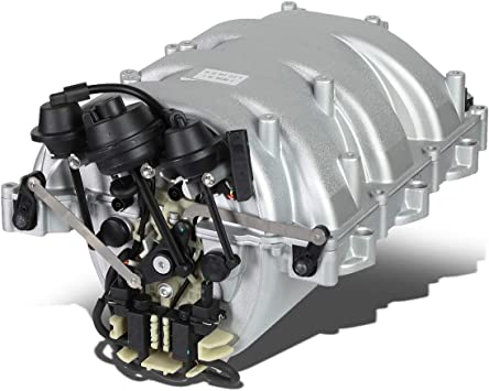 A-Premium Engine Intake Manifold Assembly for Mercedes-Benz C280 C300 C350 CLK350 E350 GLK350 ML350 ML450 R350 S400 SLK280 SLK300 SLK350