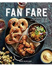 Fan Fare (Gameday food, tailgating, sports fan recipes): Game Day Recipes for Delicious Finger Foods, Drinks & More