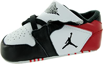 Amazon.com   Nike Jordan Toddler Jordan 1st Crib (CB) White/Black ...