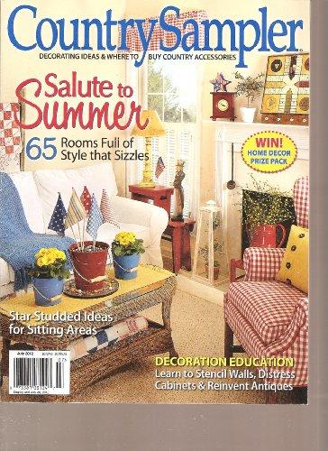 Country Sampler Magazine (July 2012)