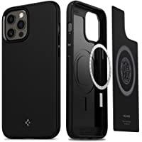 Spigen iPhone 12 Pro Max Case Mag Armor - Matte Black