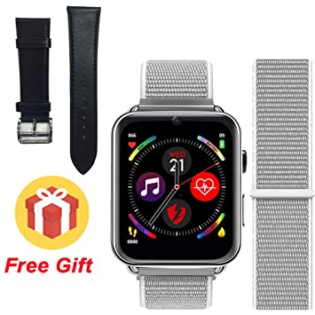 QJWVVLLL LEM10 4G LTE Smart Watch Android 7 1 3G + 32G Smart ...
