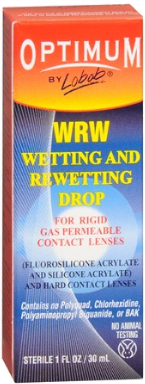 Optimum WRW Wetting and Rewetting Drops 1 oz (Pack of 11)