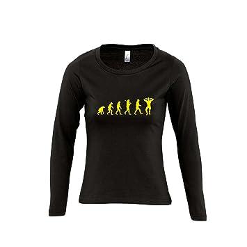 Na und! FUN KULT SHIRT Damen Langarm Longsleeve T-Shirt S-XL