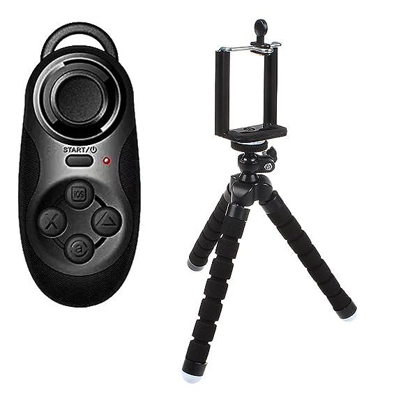 Amazon xhorizon tm fl1 wireless bluetooth selfie camera shutter xhorizon tm fl1 wireless bluetooth selfie camera shutter gamepad remote game console controller with octopus style thecheapjerseys Gallery