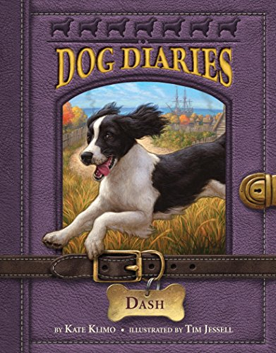 Dog Diaries #5: Dash (Springer Spaniel Dog House)