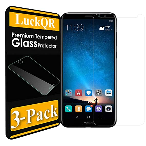 Amazon com: [3-Pack] For Huawei Y5 Prime 2018 Screen Protector