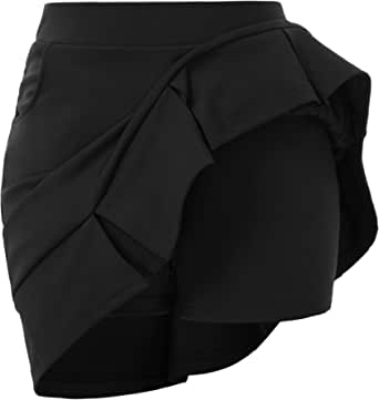 GRACE KARIN Women's Active Athletic Skort Lightweight Skirt with Pockets