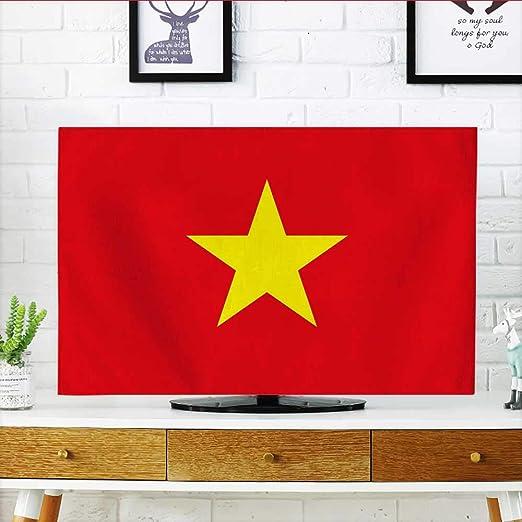 Philiphome Protect Your TV Bandera del Perú Vector Proteger su TV W19 x H30 Pulgadas/TV 32 Pulgadas: Amazon.es: Hogar